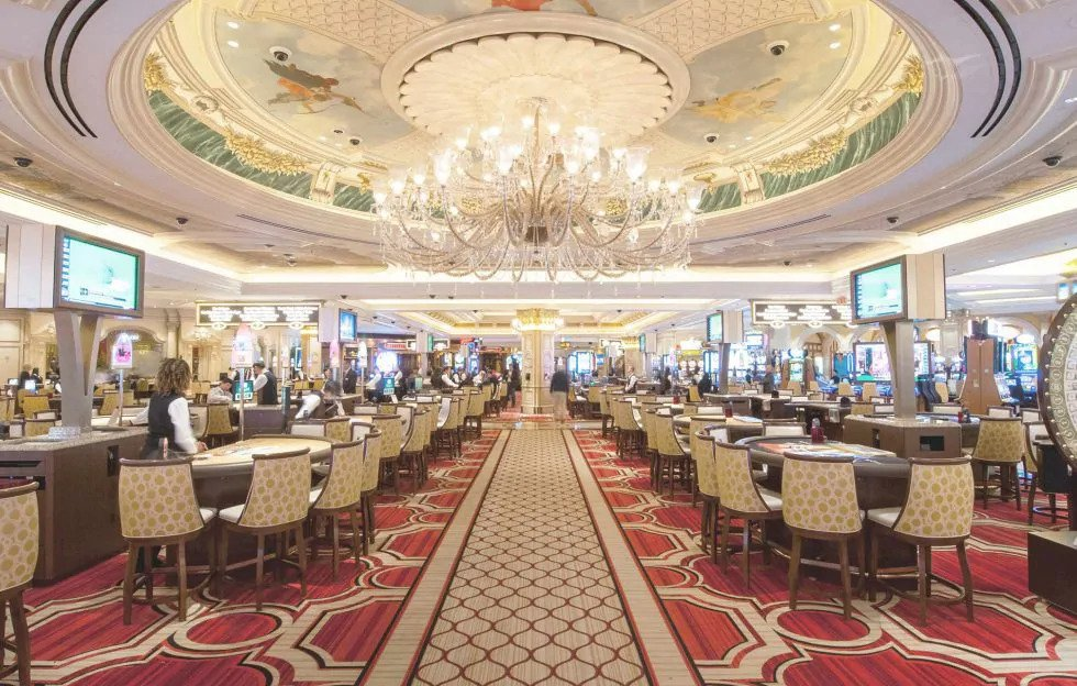 The Venetian, Las Vegas casino