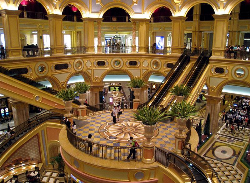 The Venetian Macao, China casino