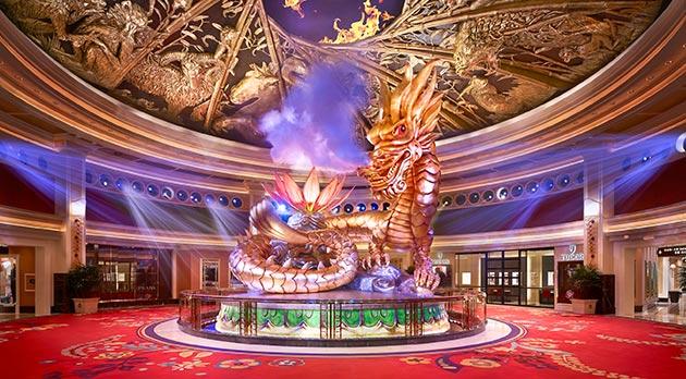 Wynn, Macau casino