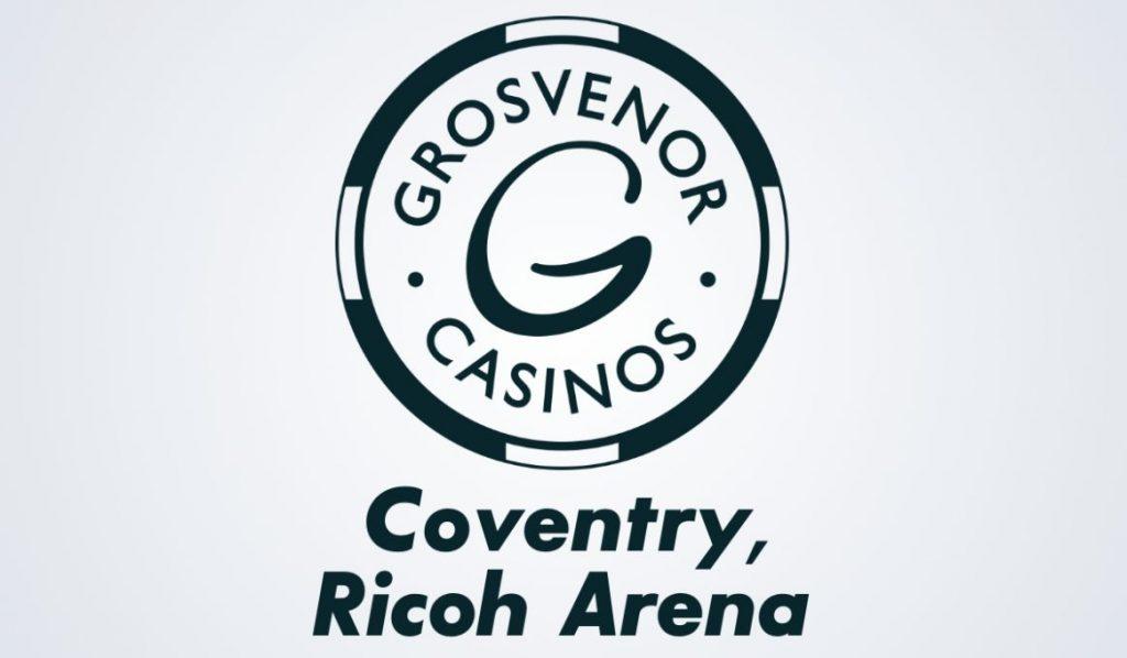 Grosvenor Casino Coventry, Ricoh Arena